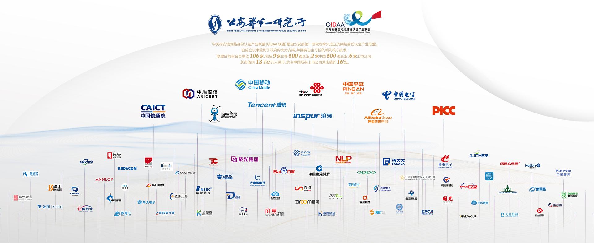 中关村安信网络身份认证产业联盟